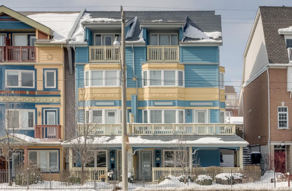 Toronto house 1870 Lake Shore Blvd E