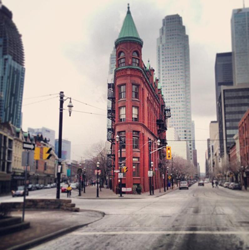 Historical Building Toronto