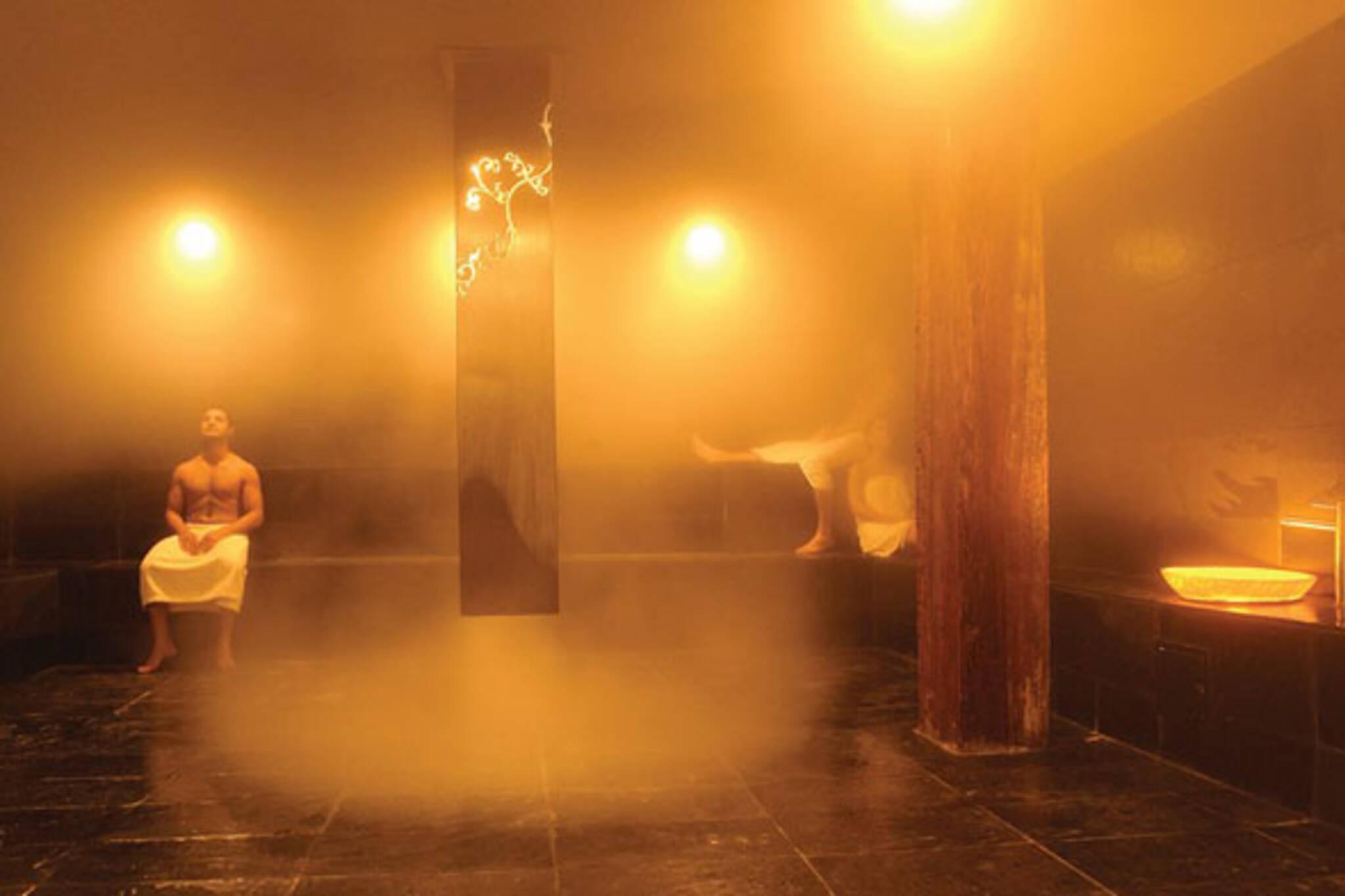 saunas steam rooms toronto