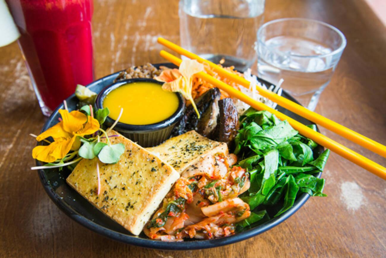 Vegan Restaurants Toronto Patio
