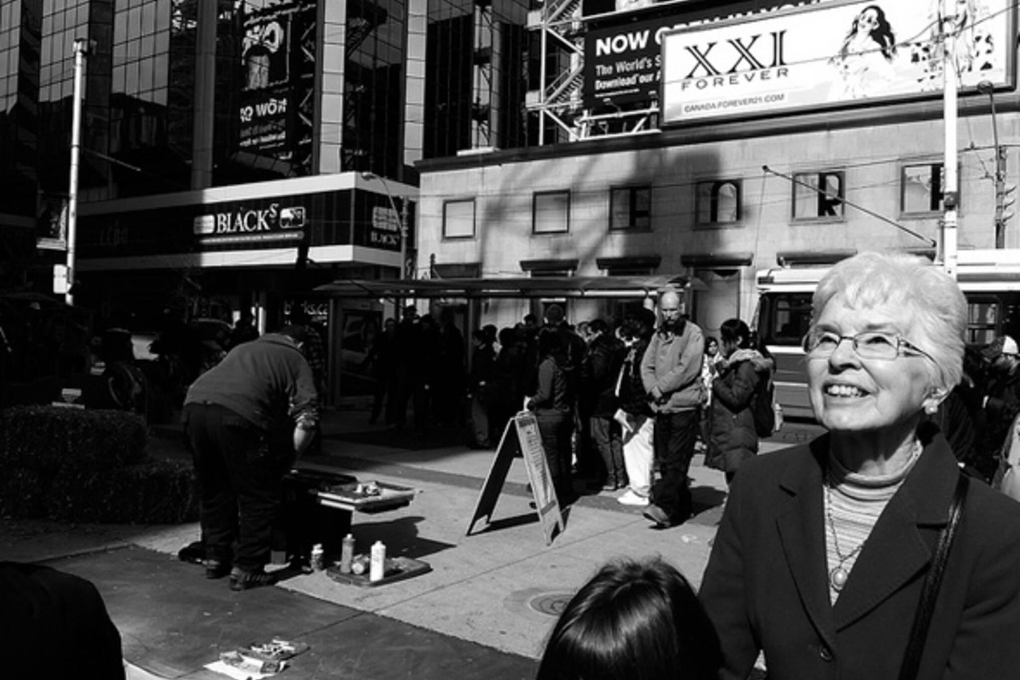photographer, profile, Rashomon