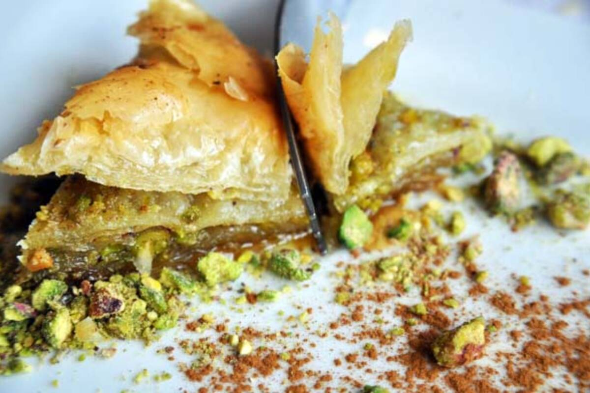A totally turkish experience in etobicoke for Anatolia turkish cuisine