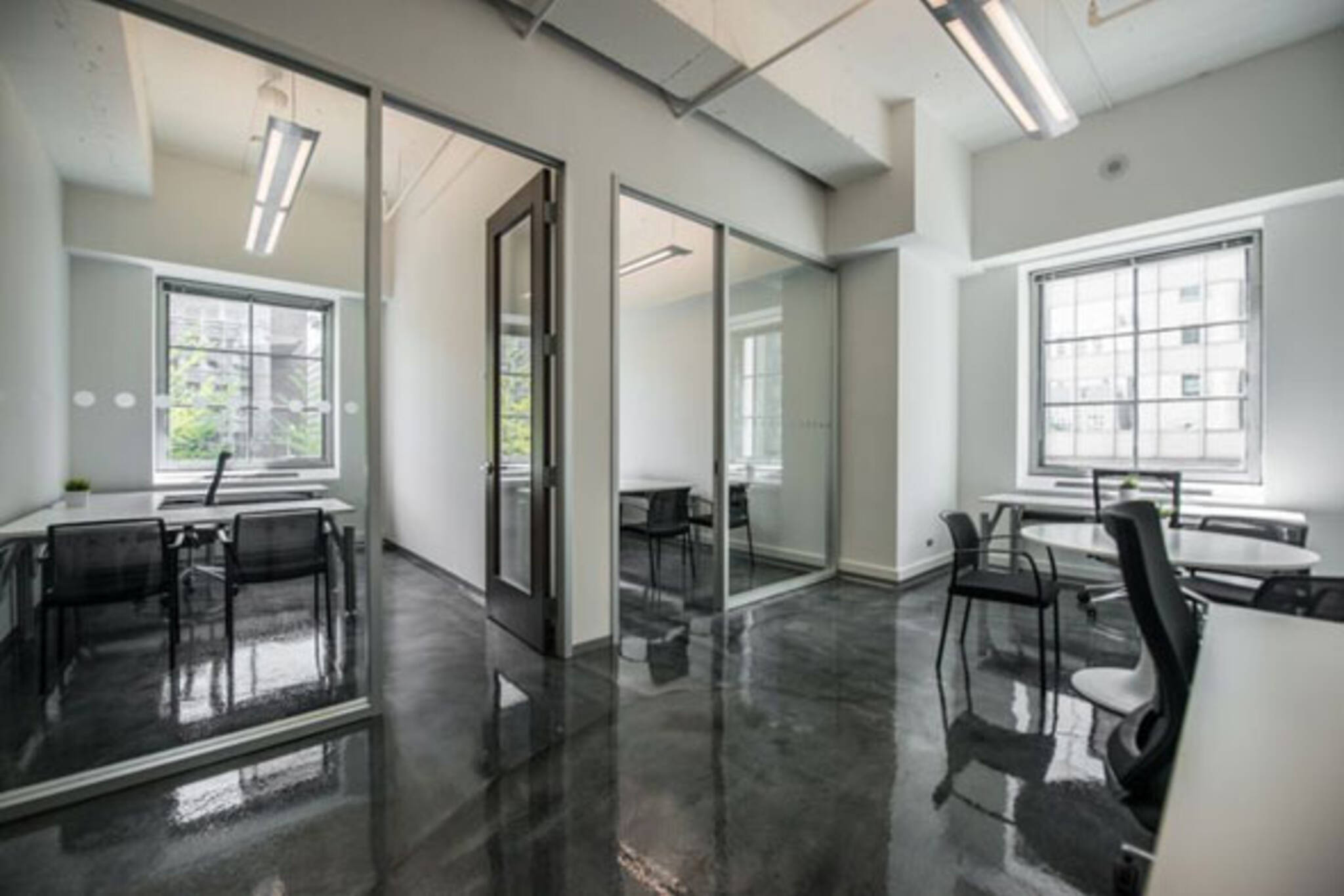 The top 10 new office rental and coworking spaces in toronto for Outer space office design