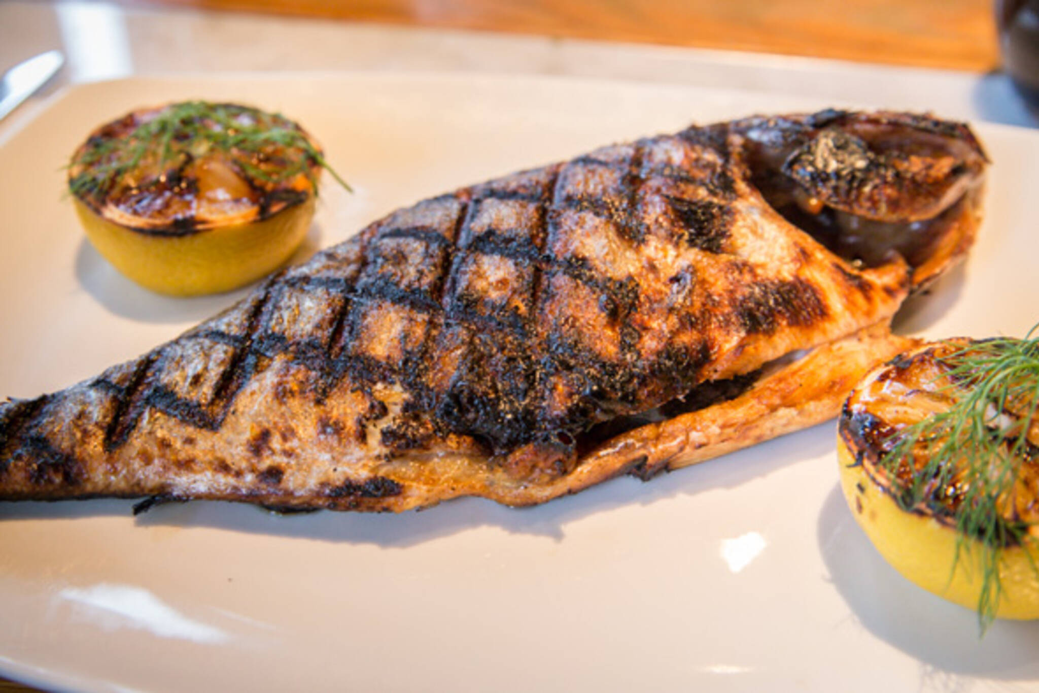 seafood toronto
