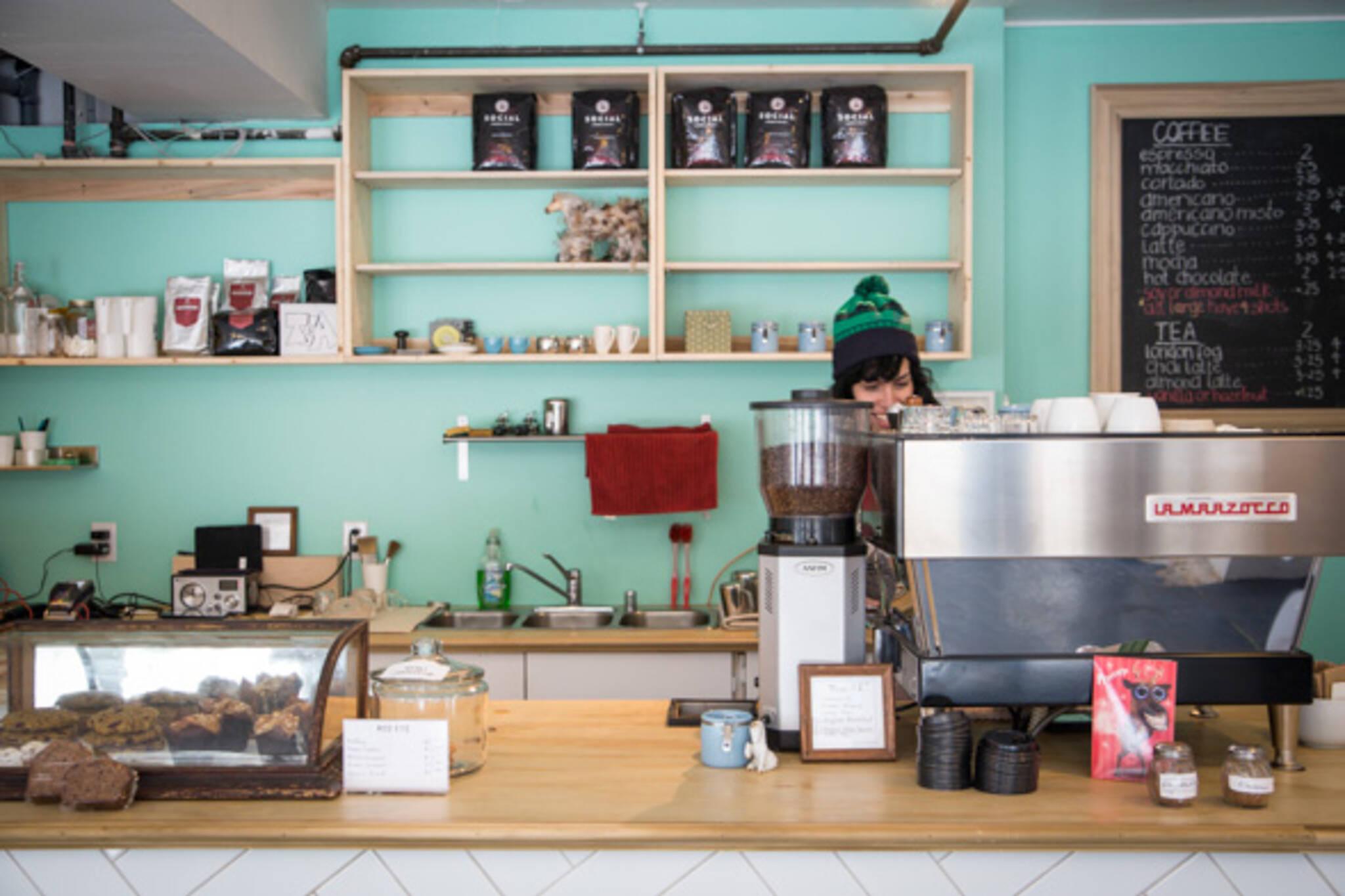 coffee shop McCaul Street