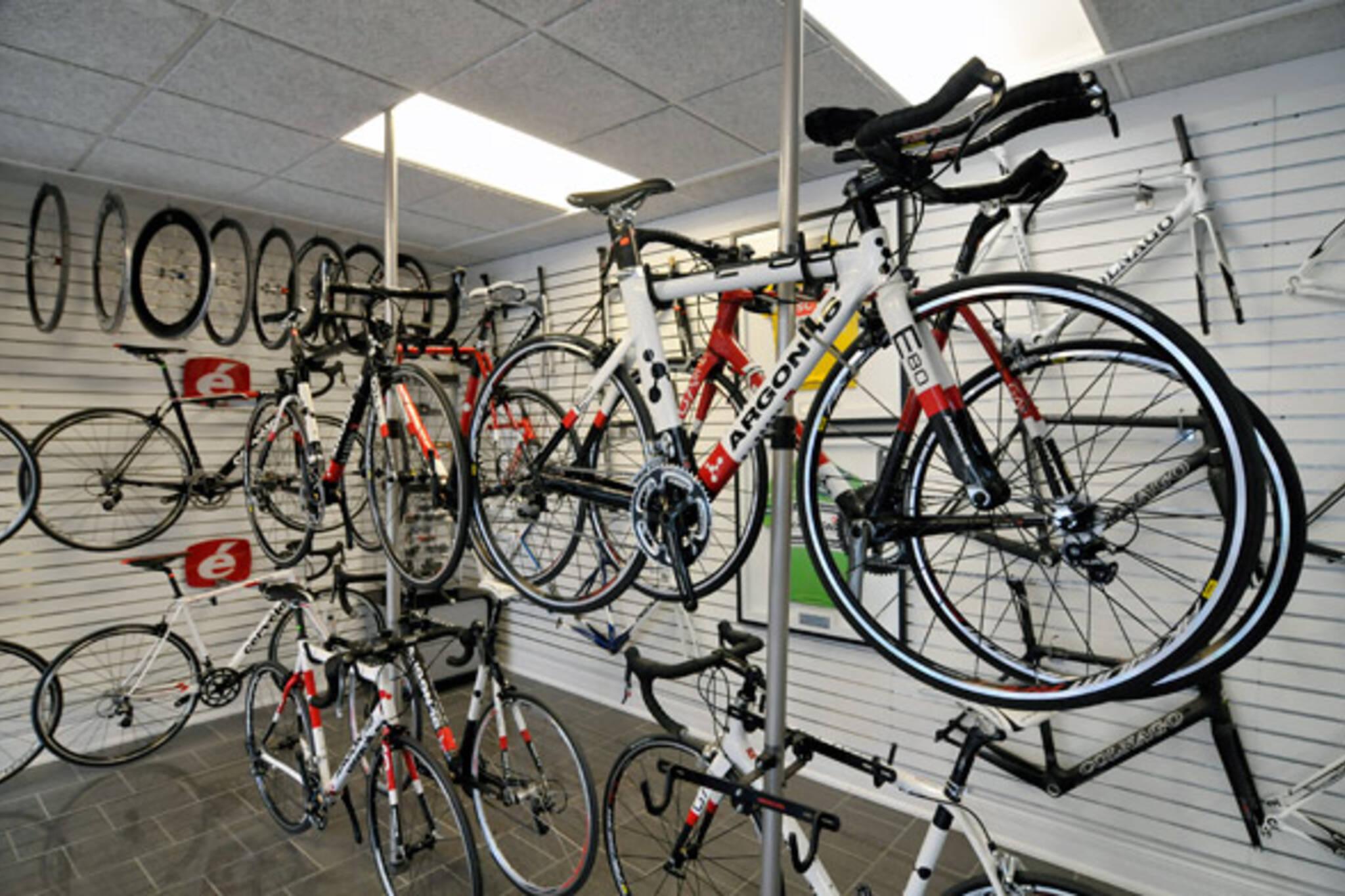 custom road bike shops toronto