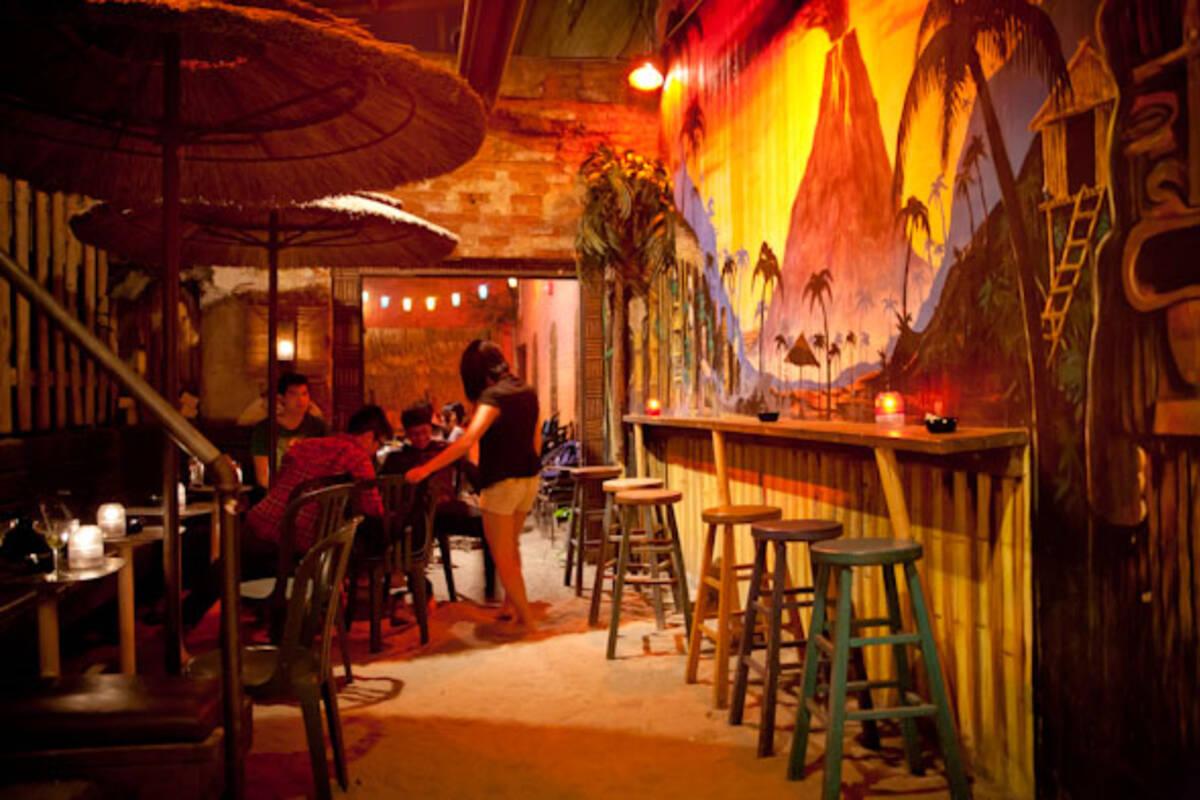 The Top 5 Tiki Bars In Toronto
