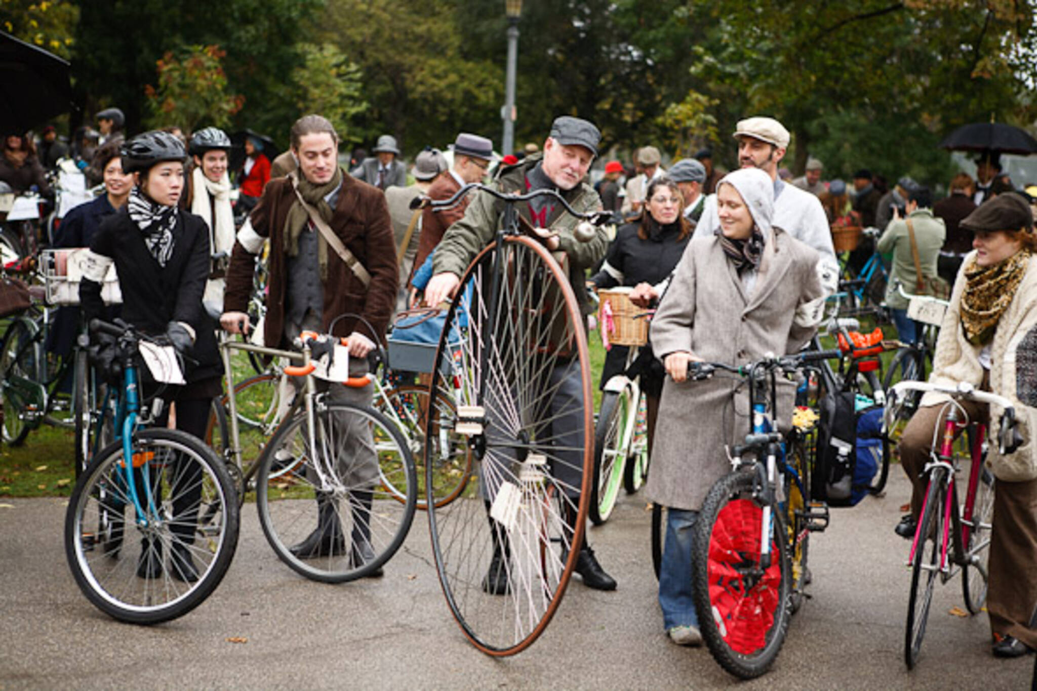 Toronto Tweed Ride
