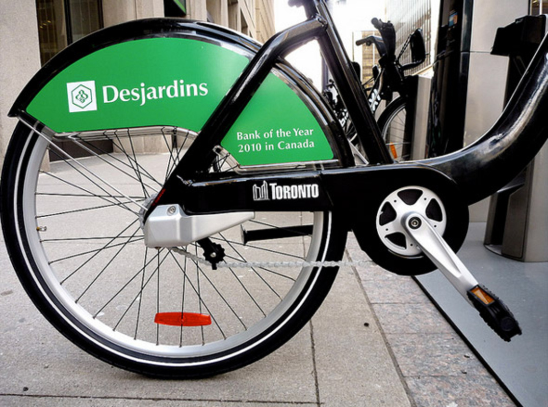 BIXI Station Locations