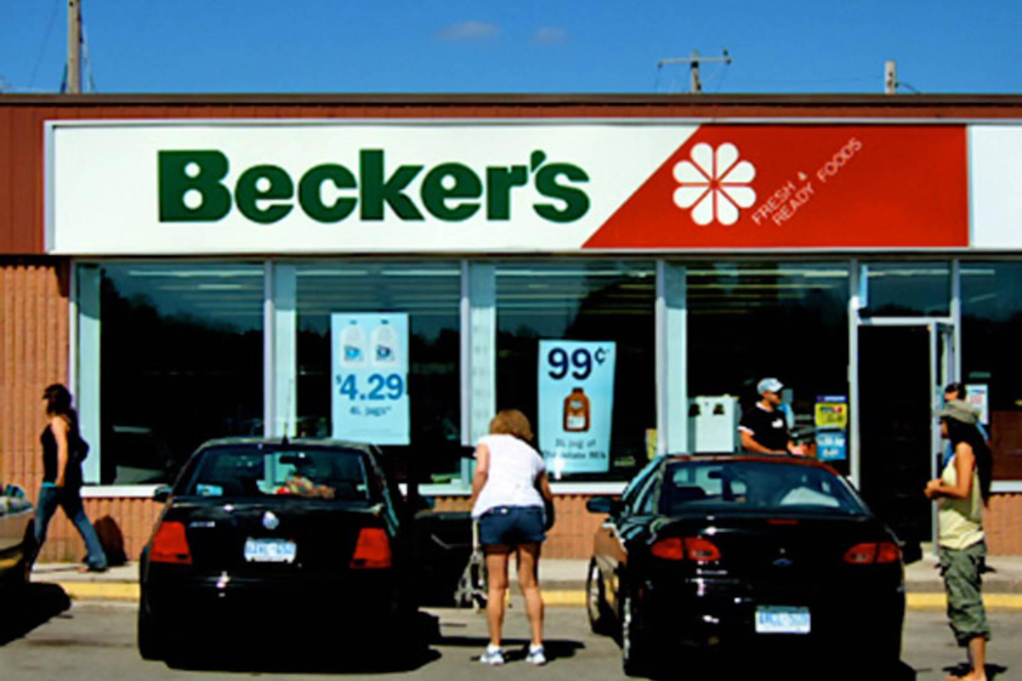 Beckers Toronto