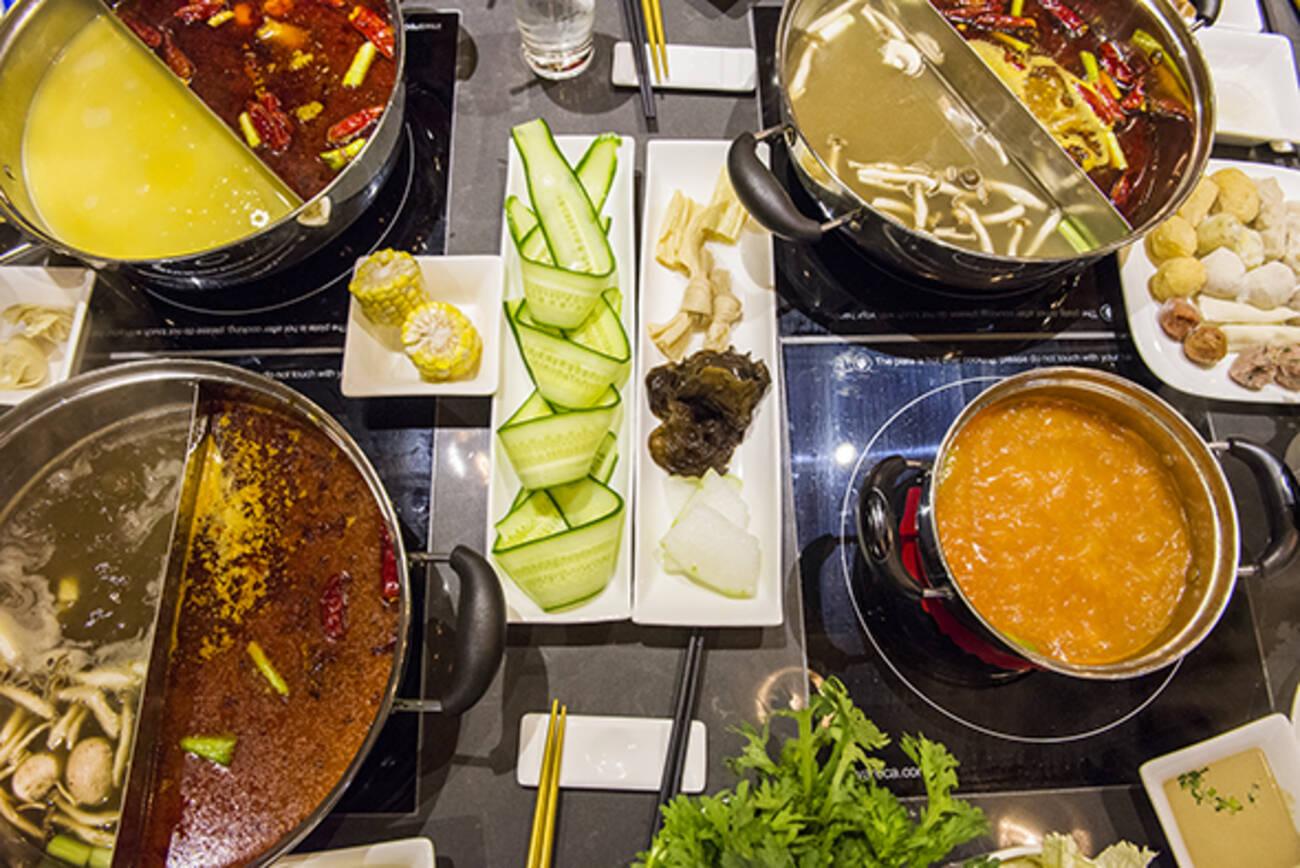 Hot Pot Restaurant Toronto Downtown