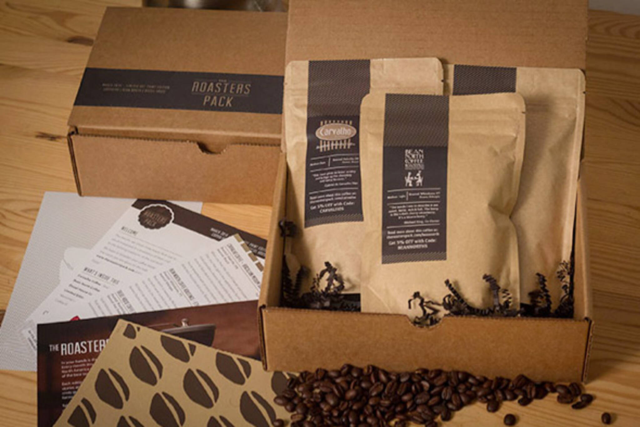 Coffee Beans Delivery Toronto