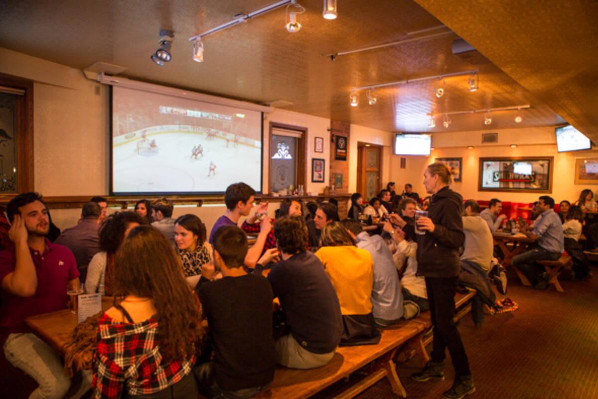 The top 10 student bars in toronto for El furniture warehouse toronto menu