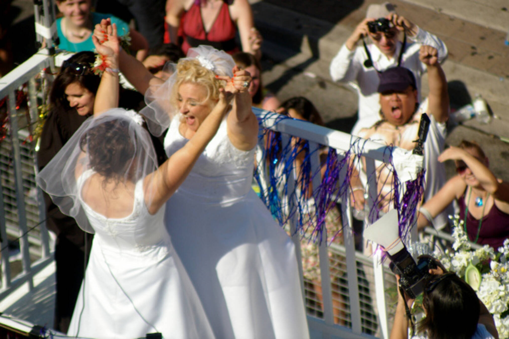 world pride wedding