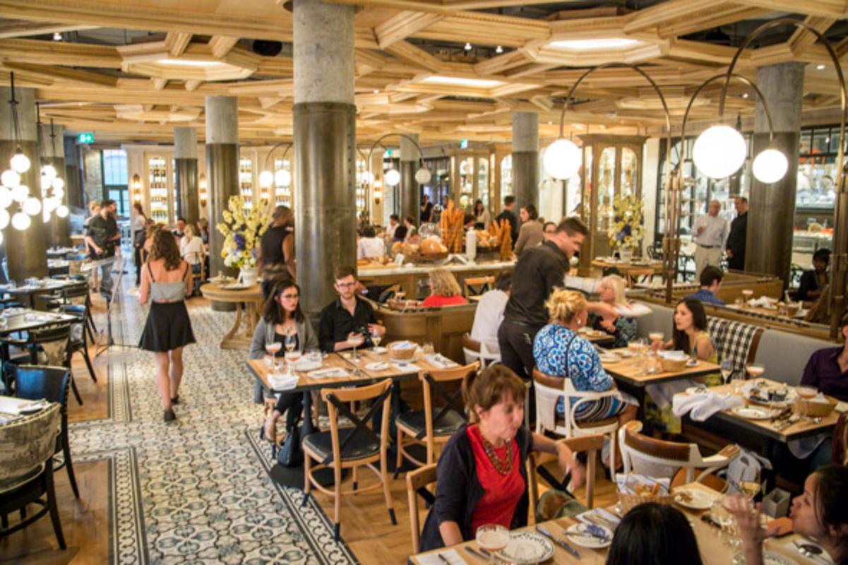 French Restaurants Toronto
