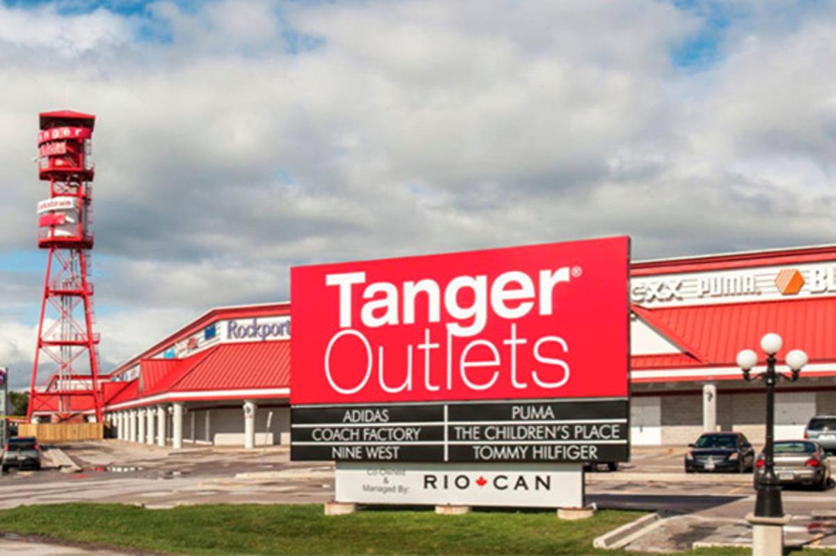 outlet malls toronto