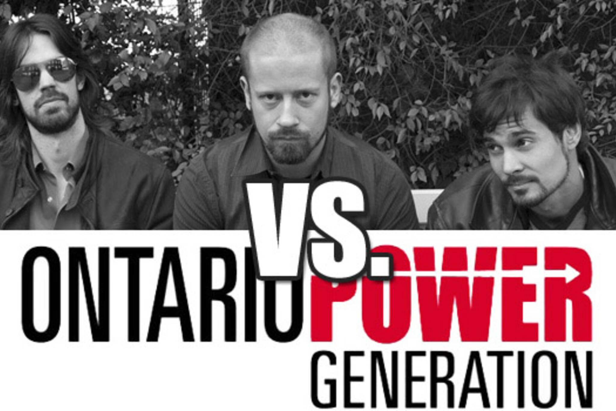 Ontario Power Generation(s)