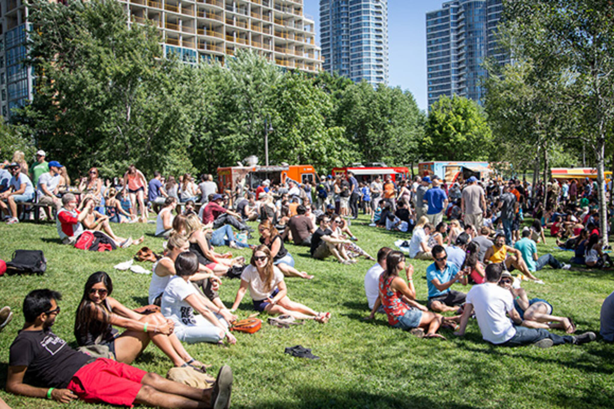 summer events toronto