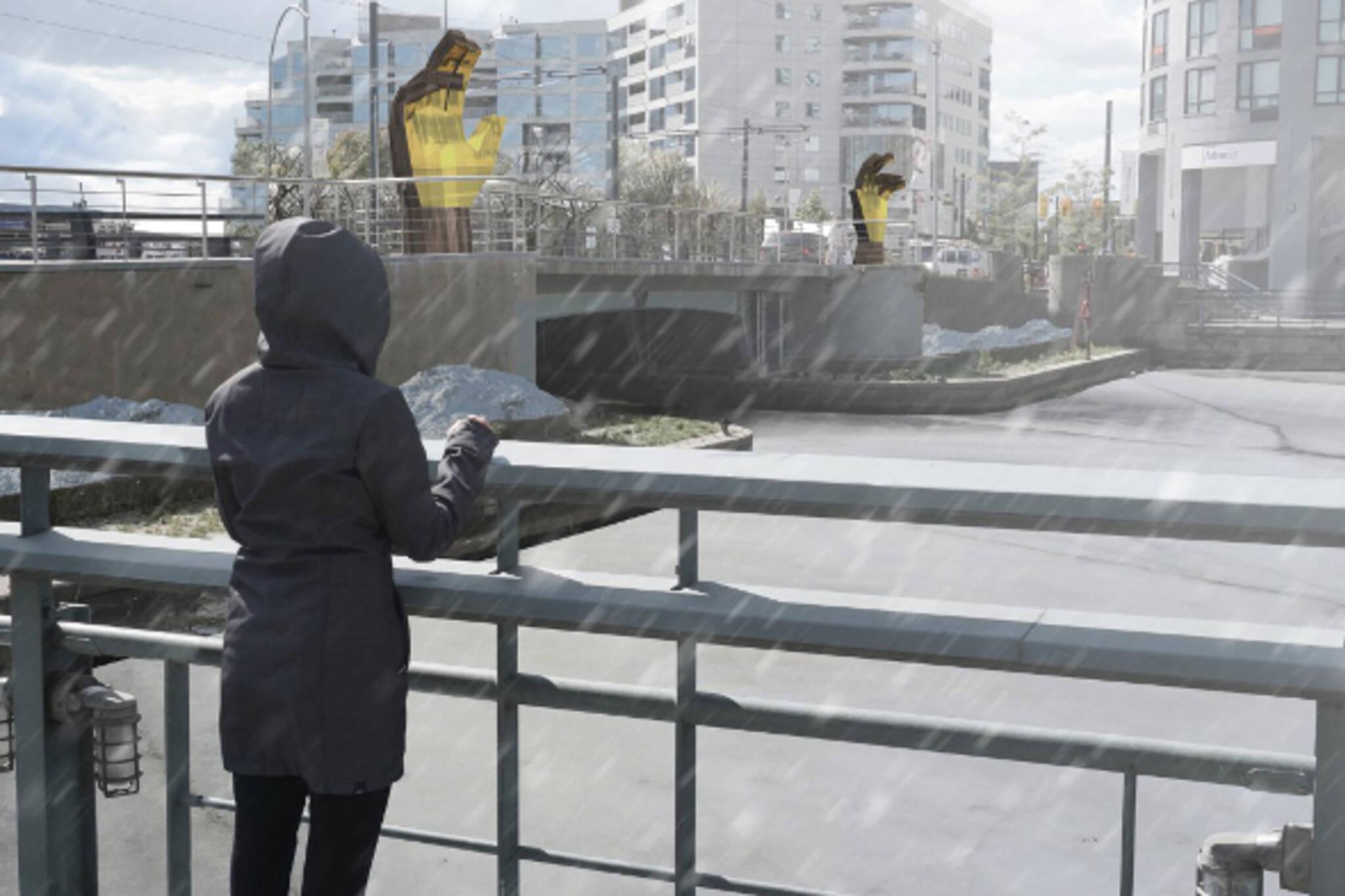 waterfront art toronto