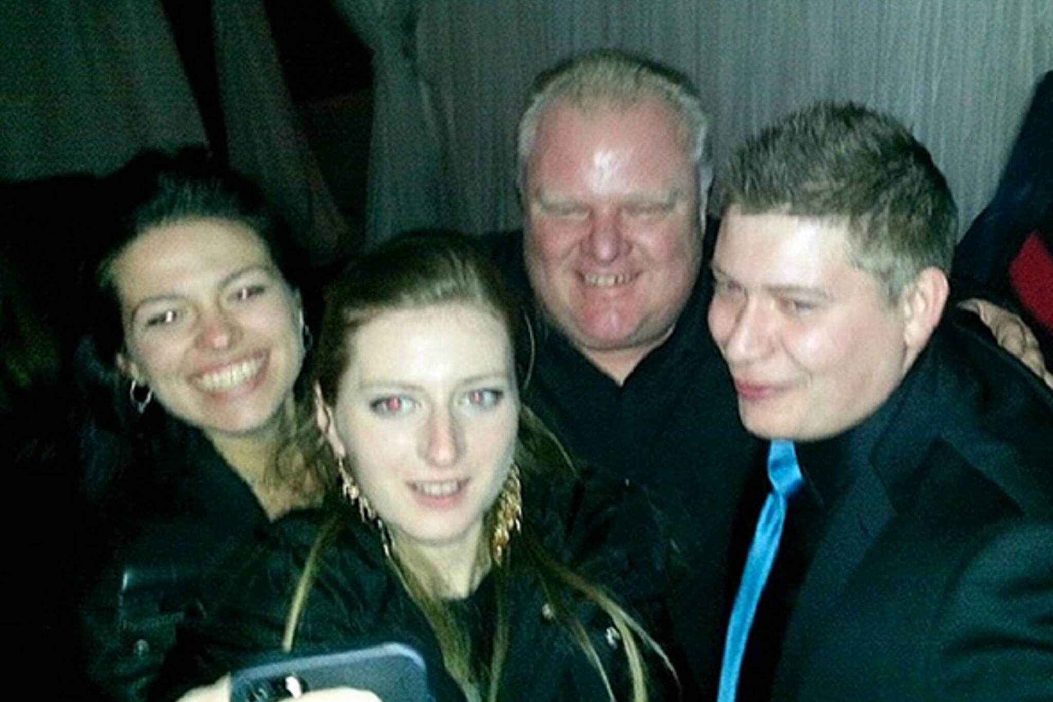 Rob Ford Muzik Nightclub