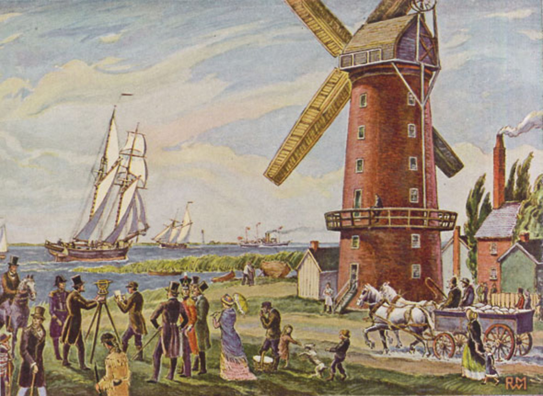 toronto worts windmill