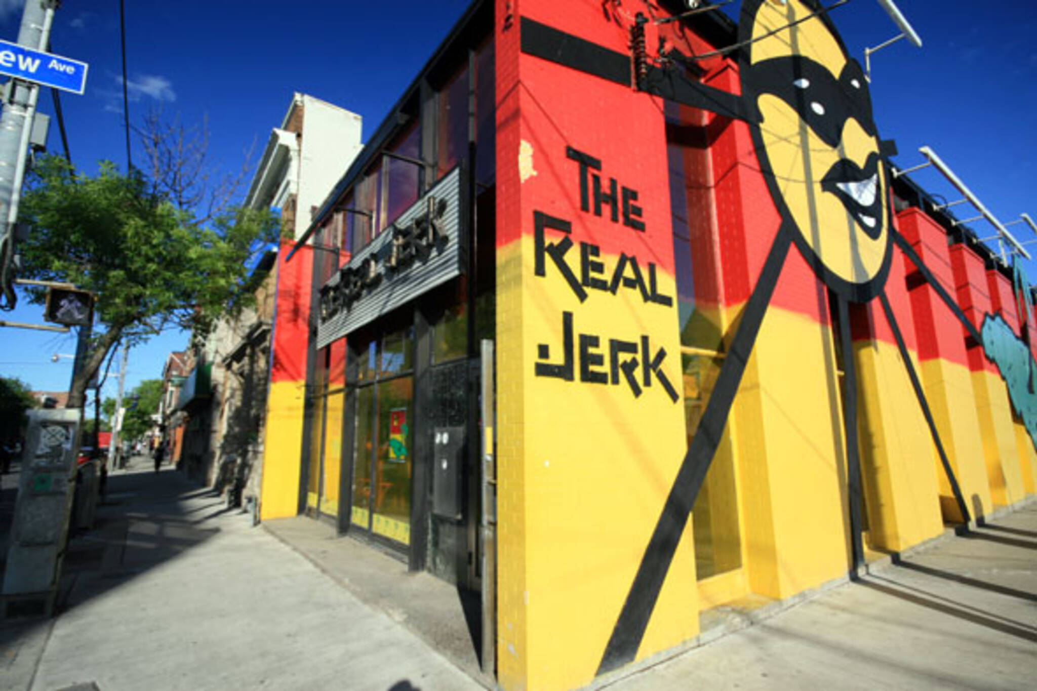 Real Jerk Closing Toronto