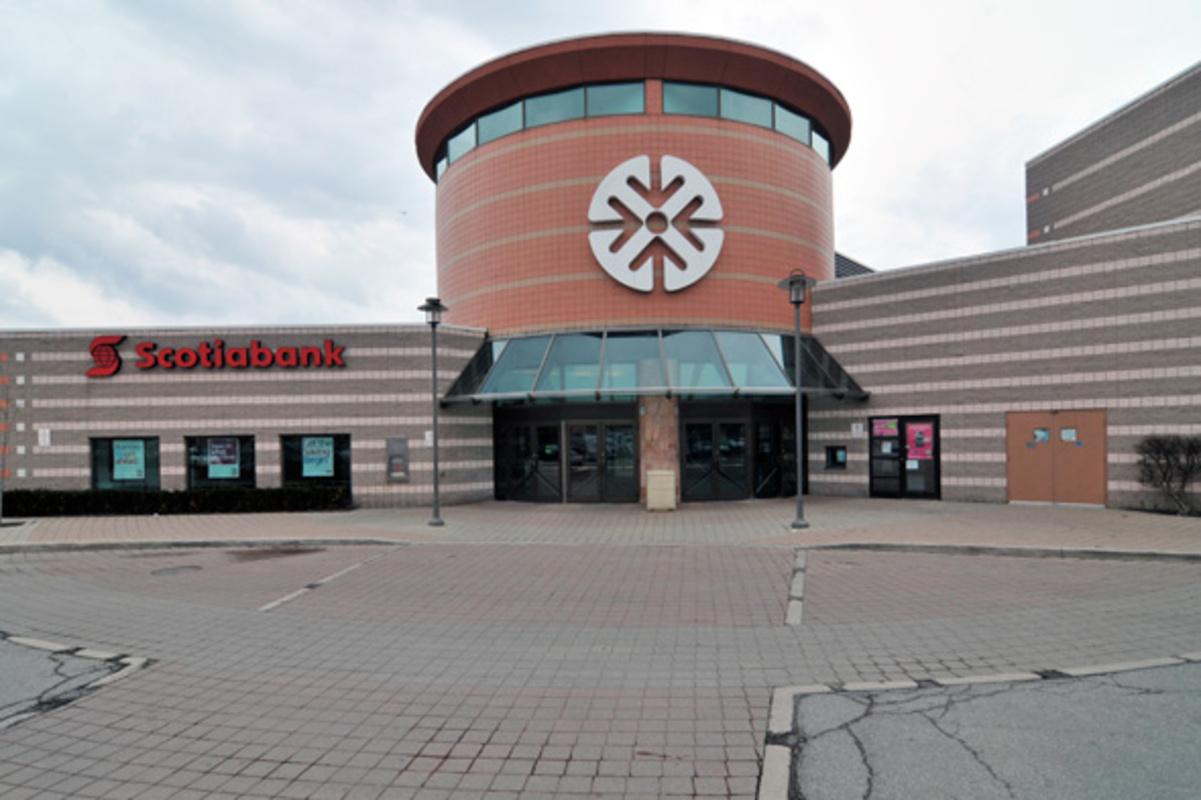 Centerpoint Mall Toronto