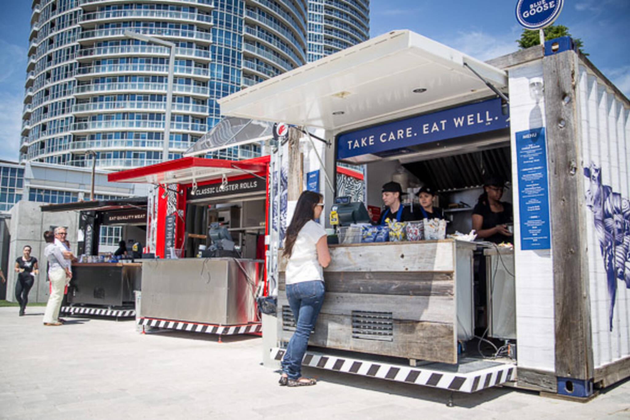 Common Goods Harbourfront Toronto