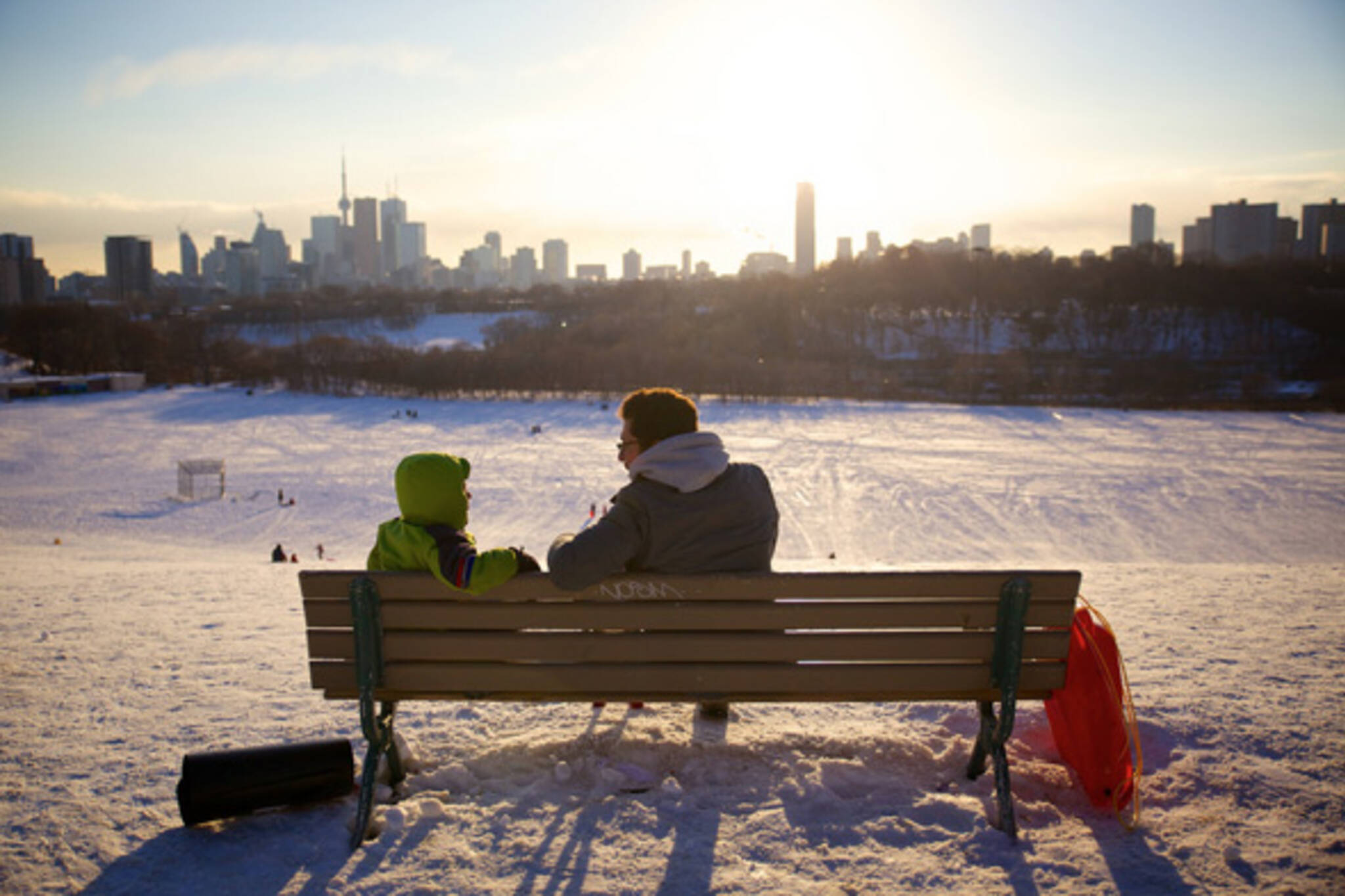 kids winter toronto