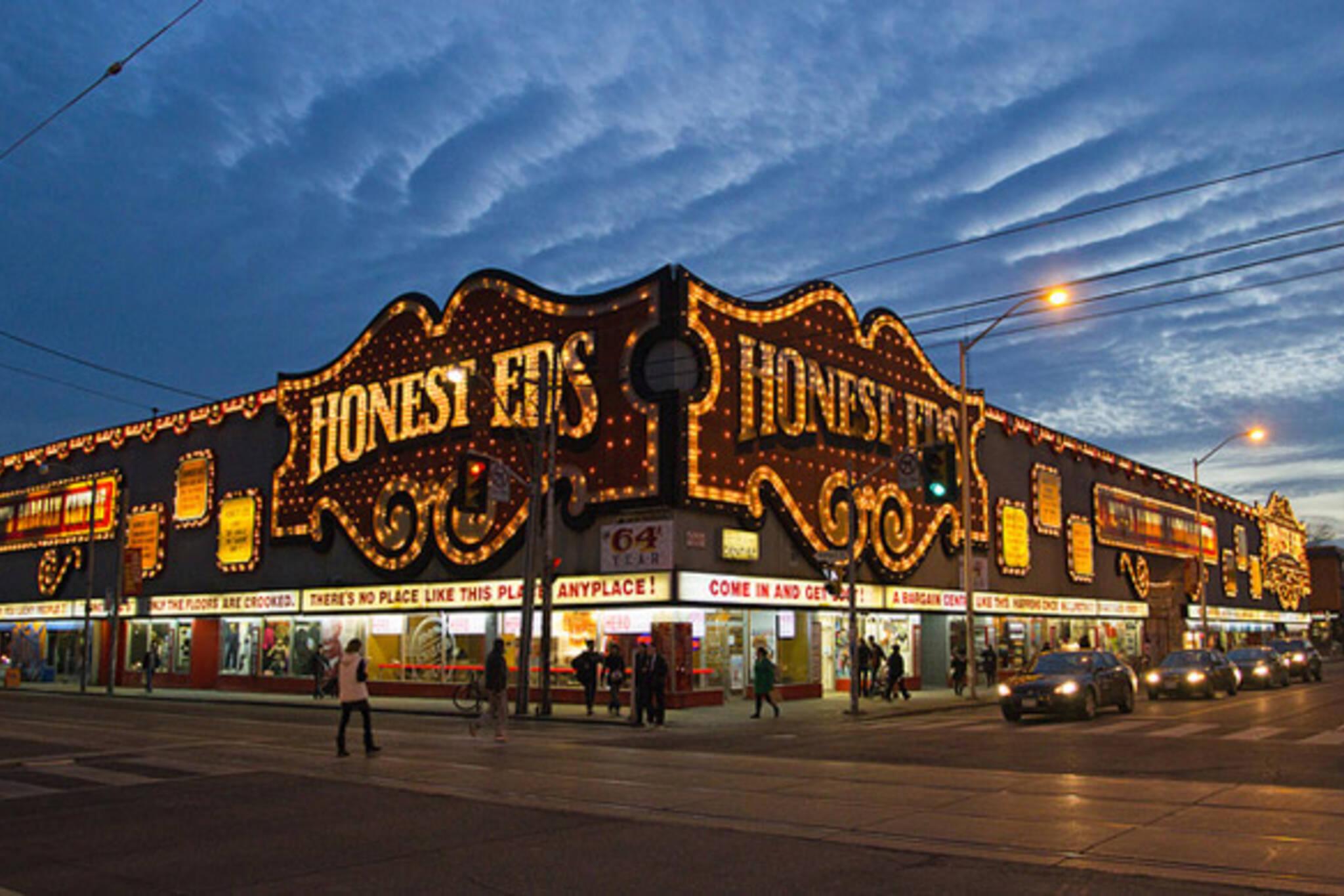 Honest Ed's Toronto