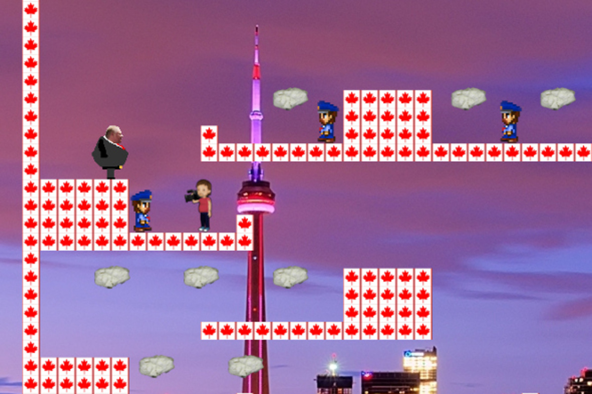 rob ford game