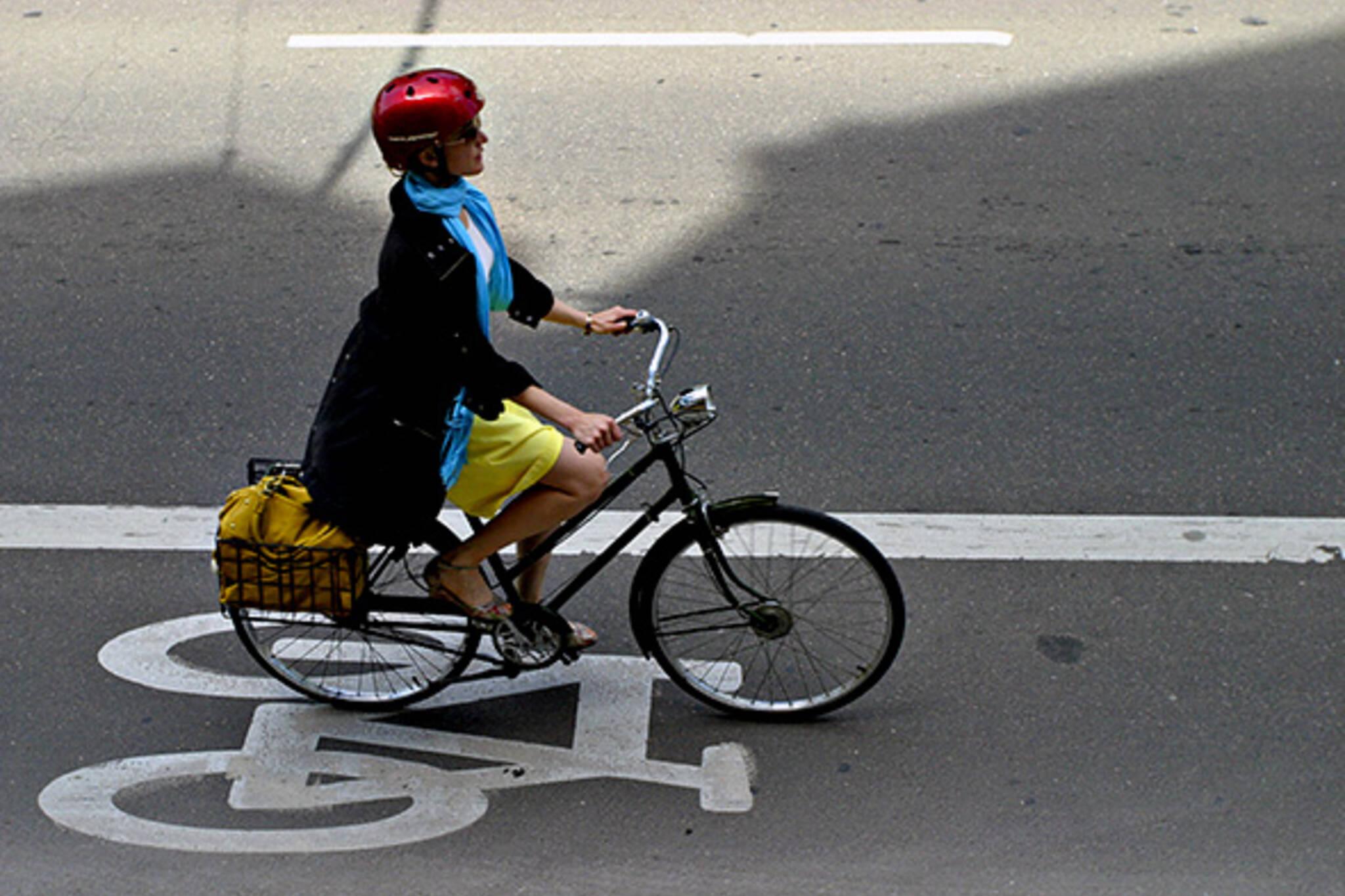 bike lane app toronto
