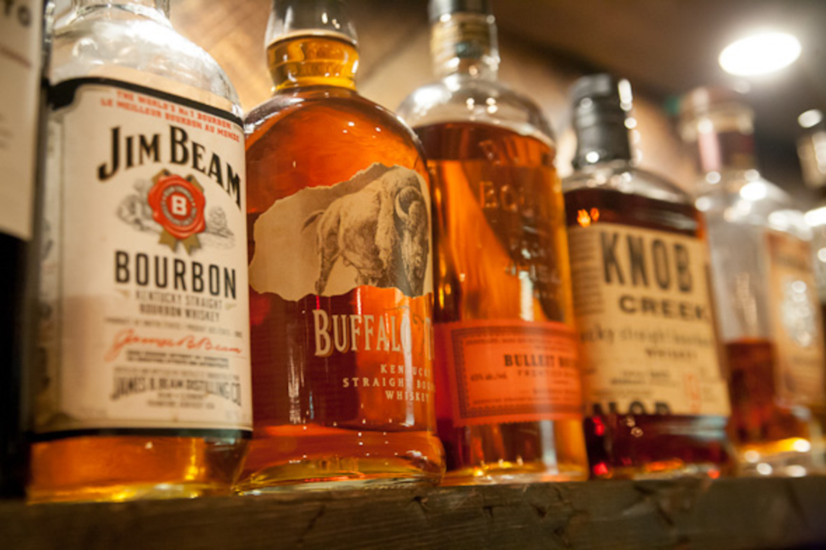 bourbon toronto
