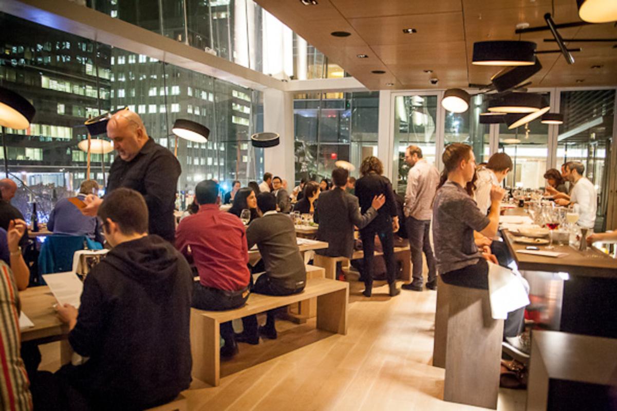 Winterlicious restaurants 2014