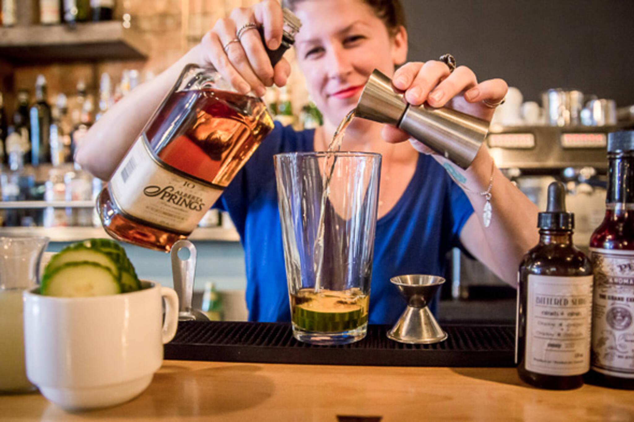 Margueretta Cup cocktail