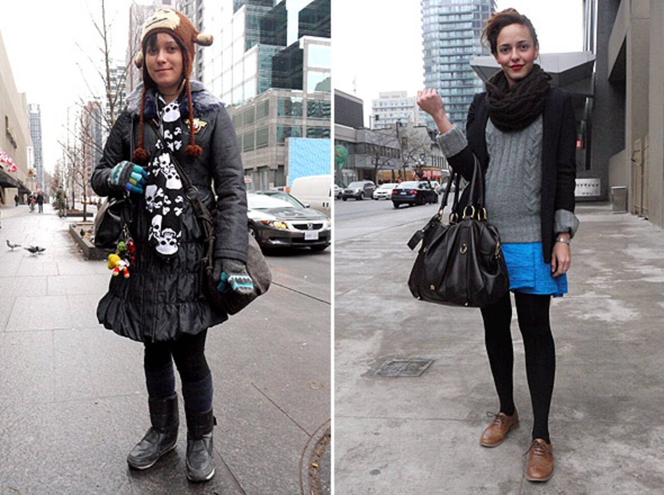 Street Style Yonge And Bloor