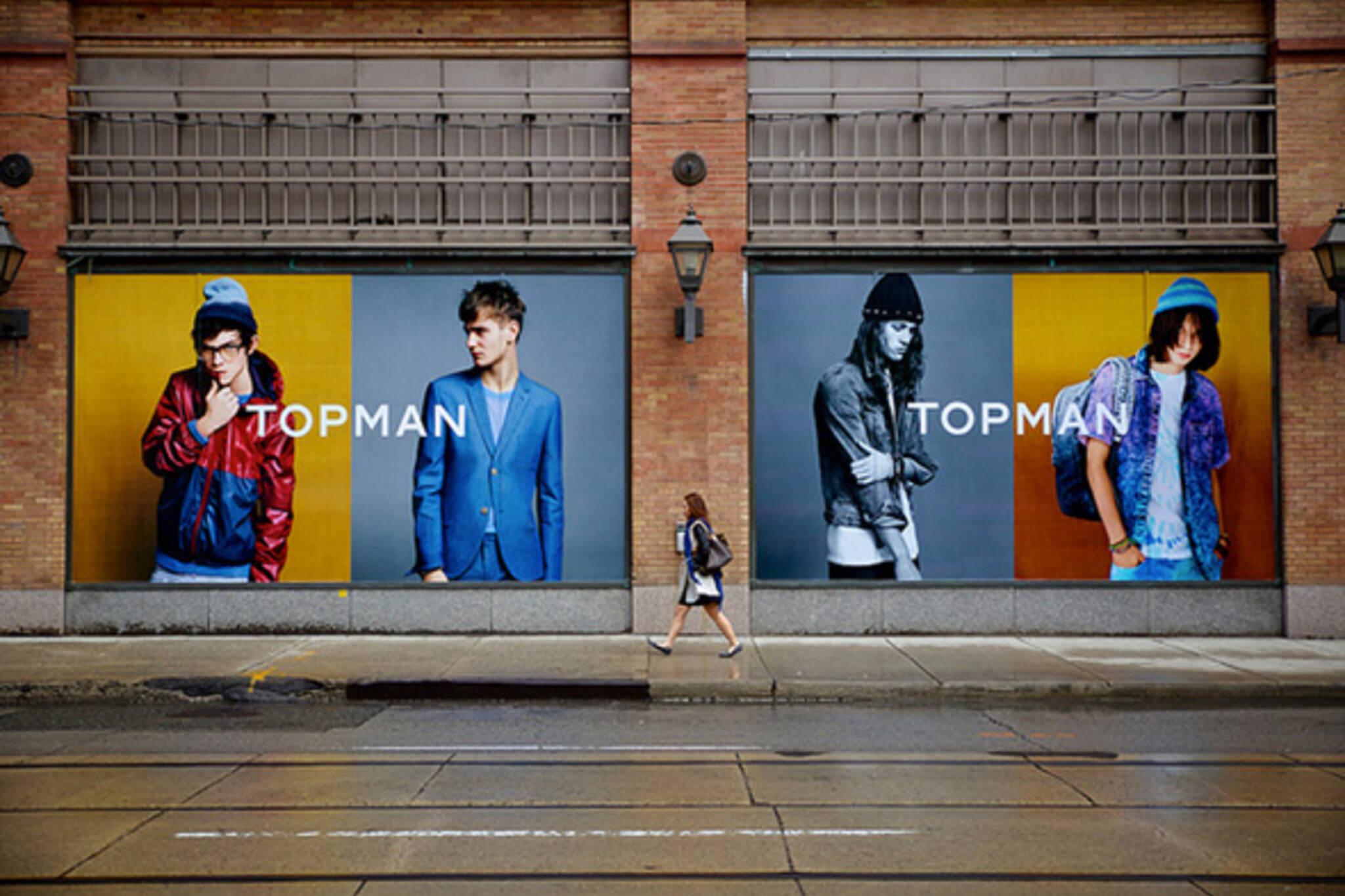 Top Man Toronto