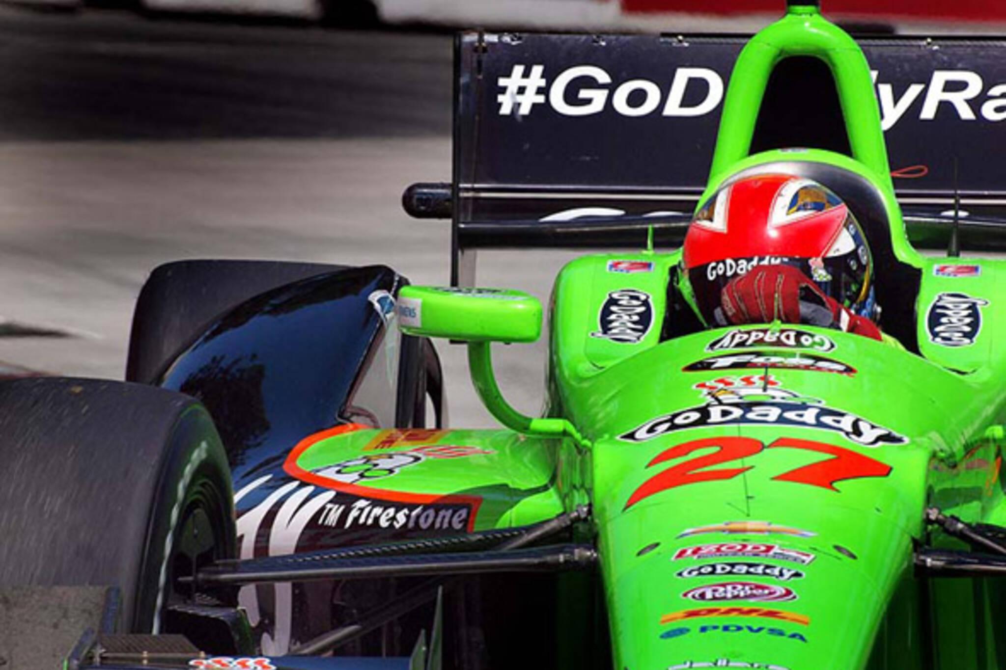 Hinchcliffe Honda Indy