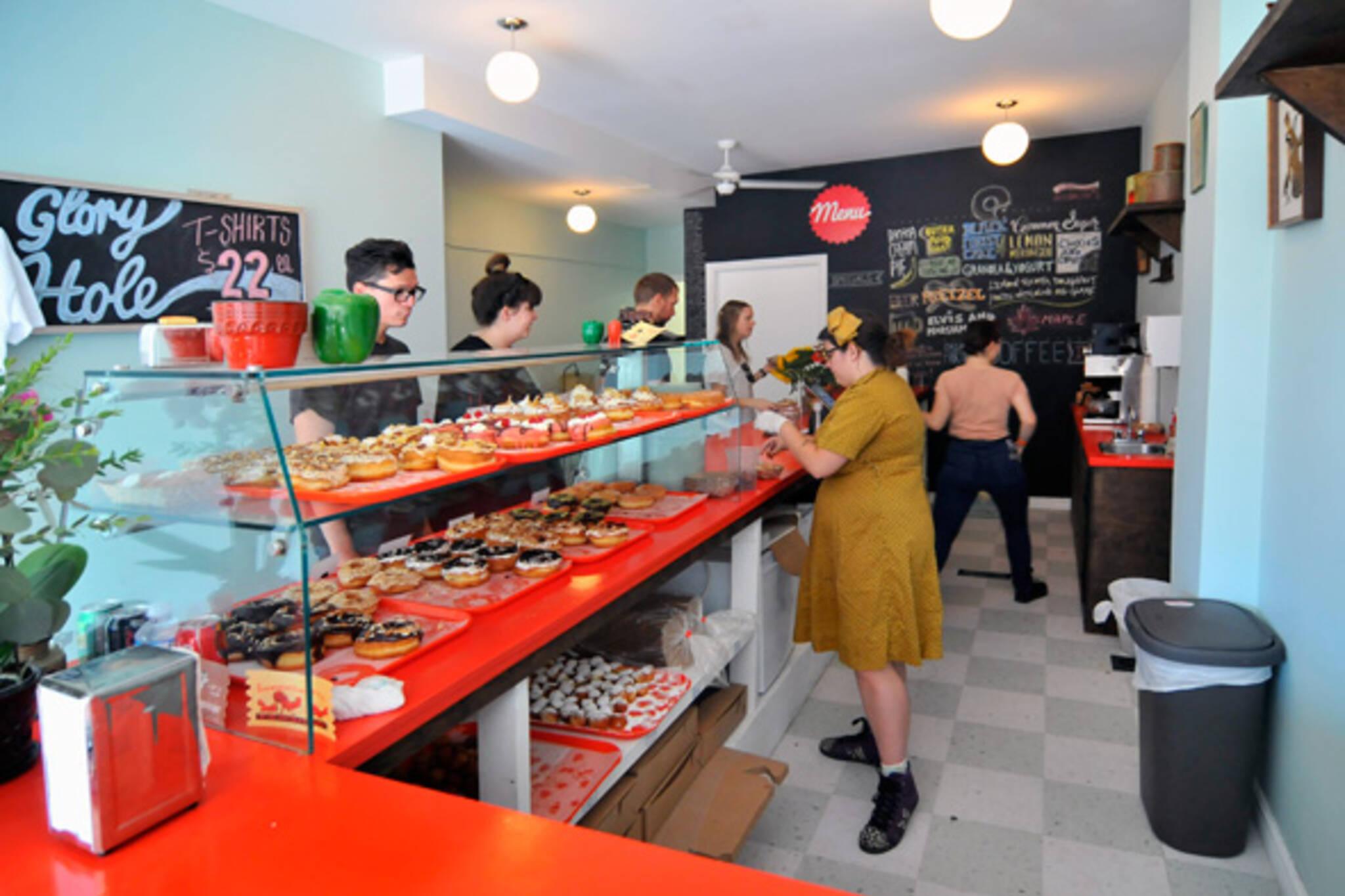 new bakeries toronto 2012