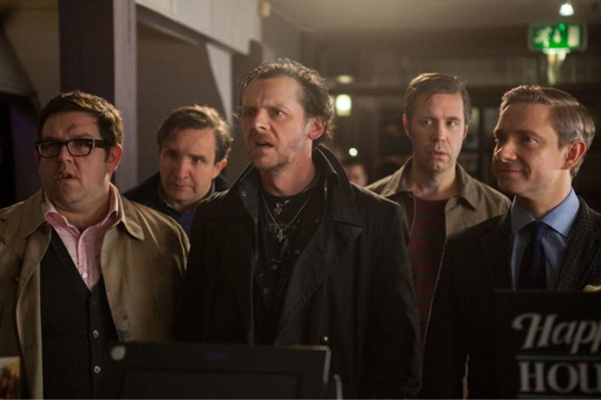 The Worlds End film