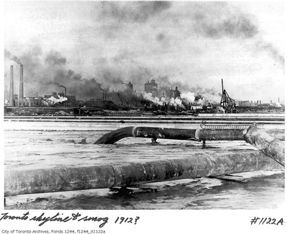Industry Toronto History