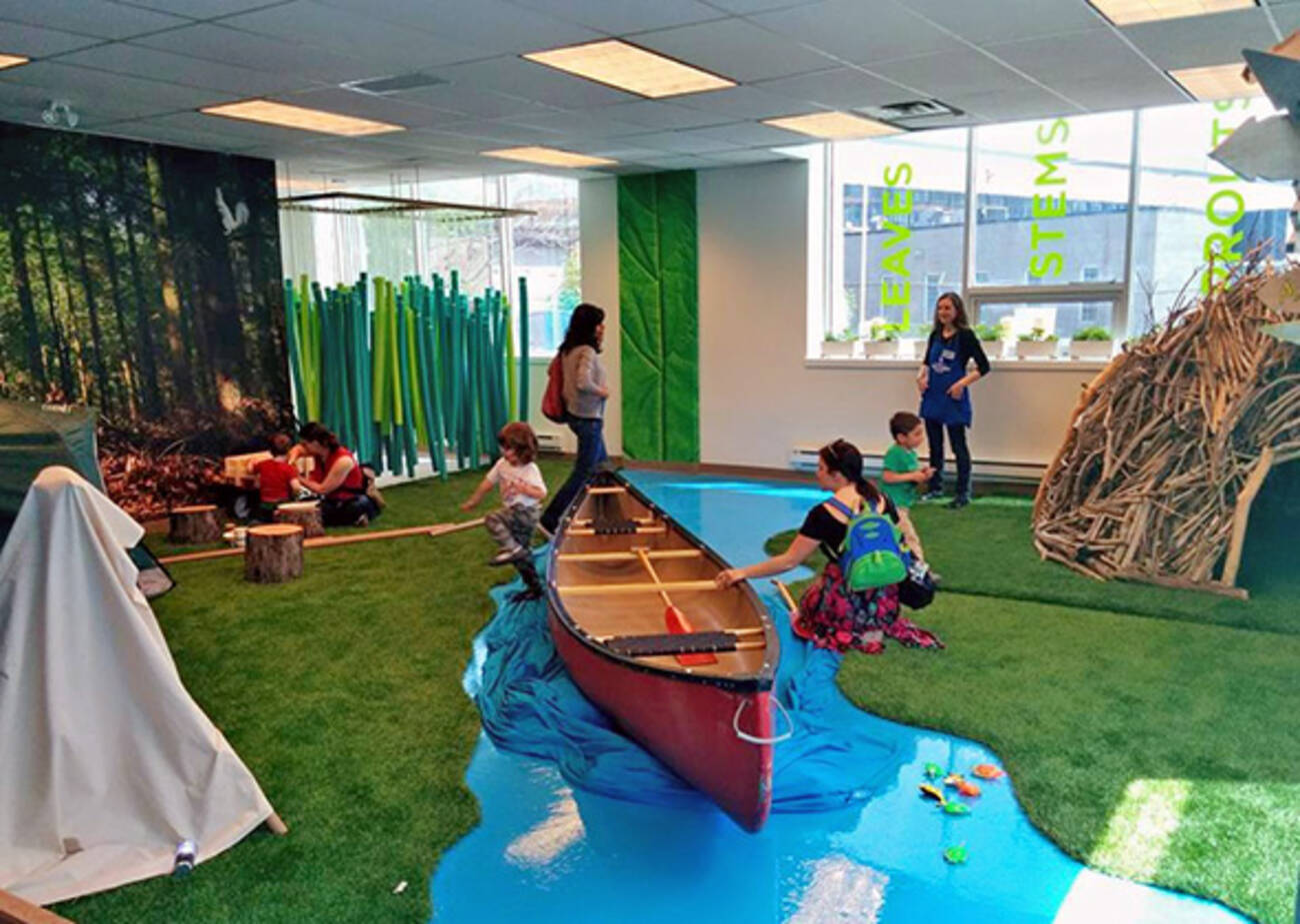 Toronto S First Children S Museum Is Now Open