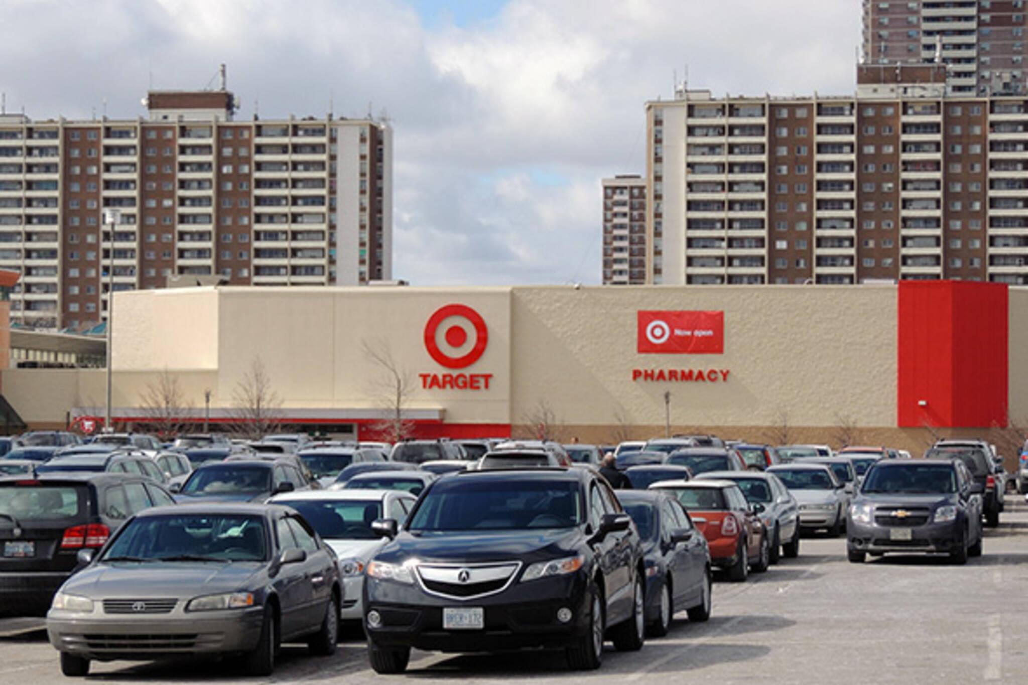 Target store Toronto