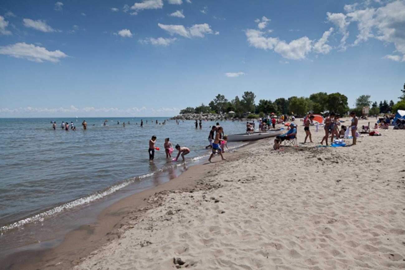 Toronto Beaches Bluffer S Park