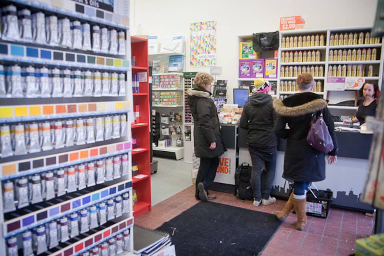 Auto Paint Supplies Toronto