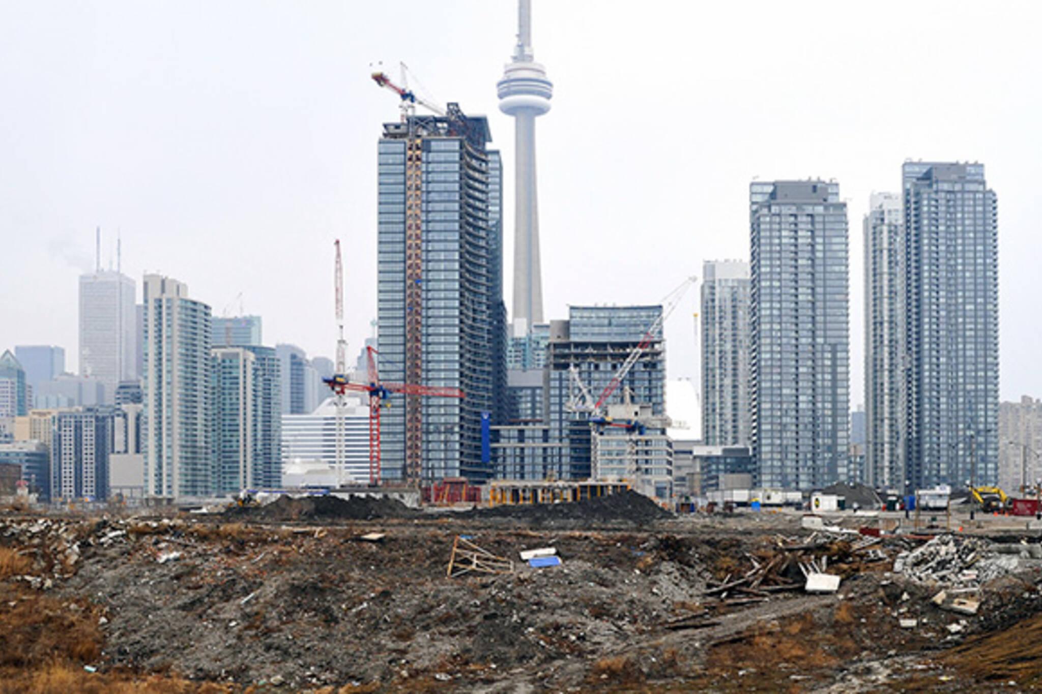 Toronto condo market