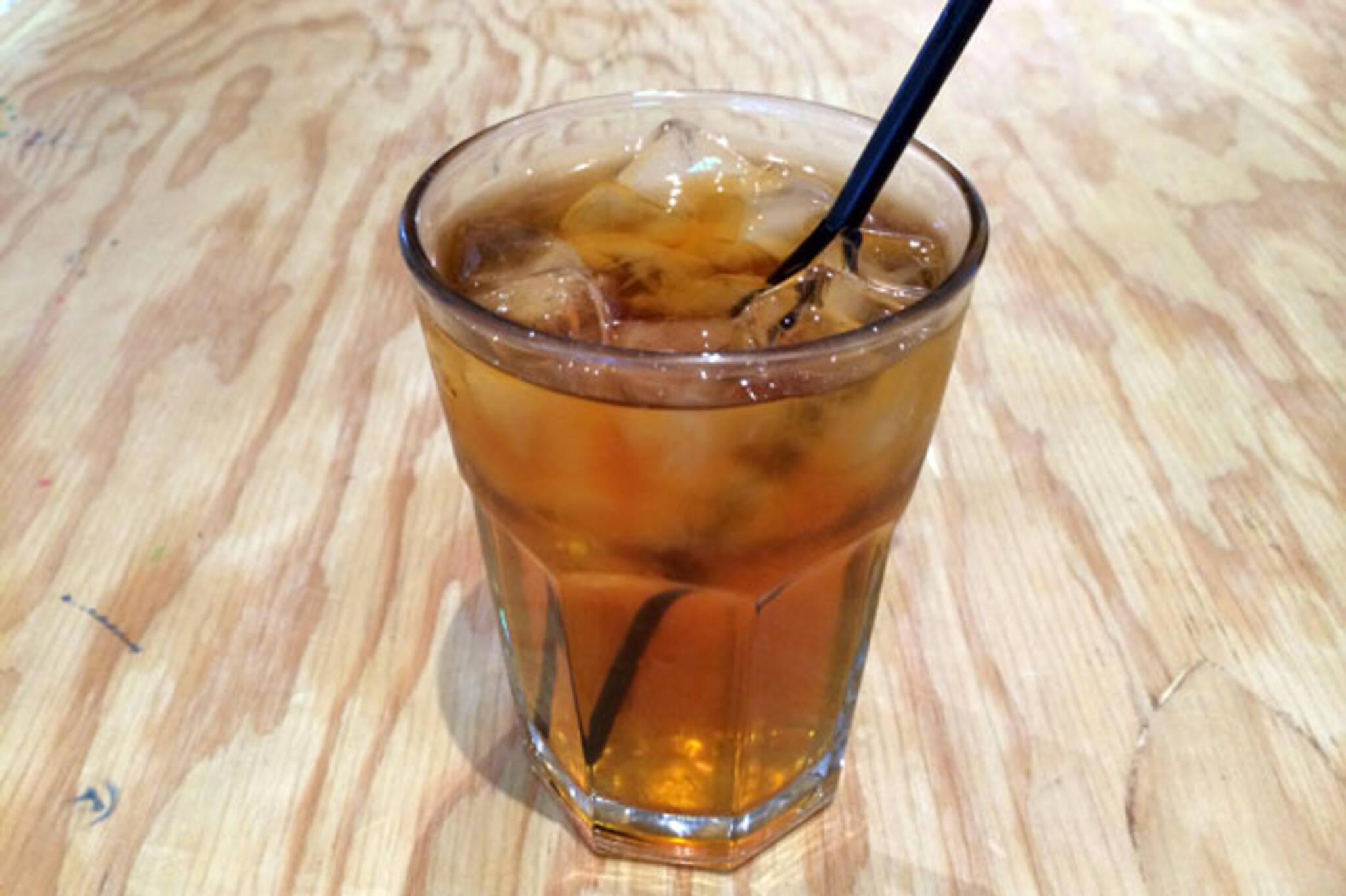 iced tea day toronto