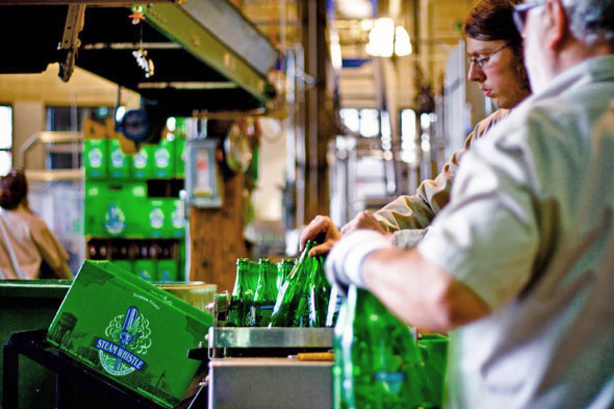 brewery tour toronto