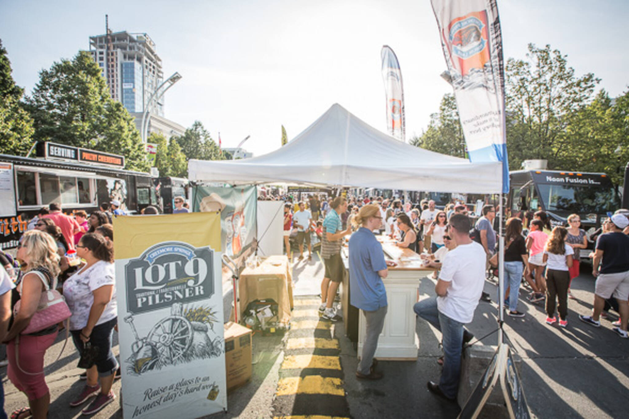 The top 10 beer festivals in toronto for summer 2016 for Craft beer festival toronto