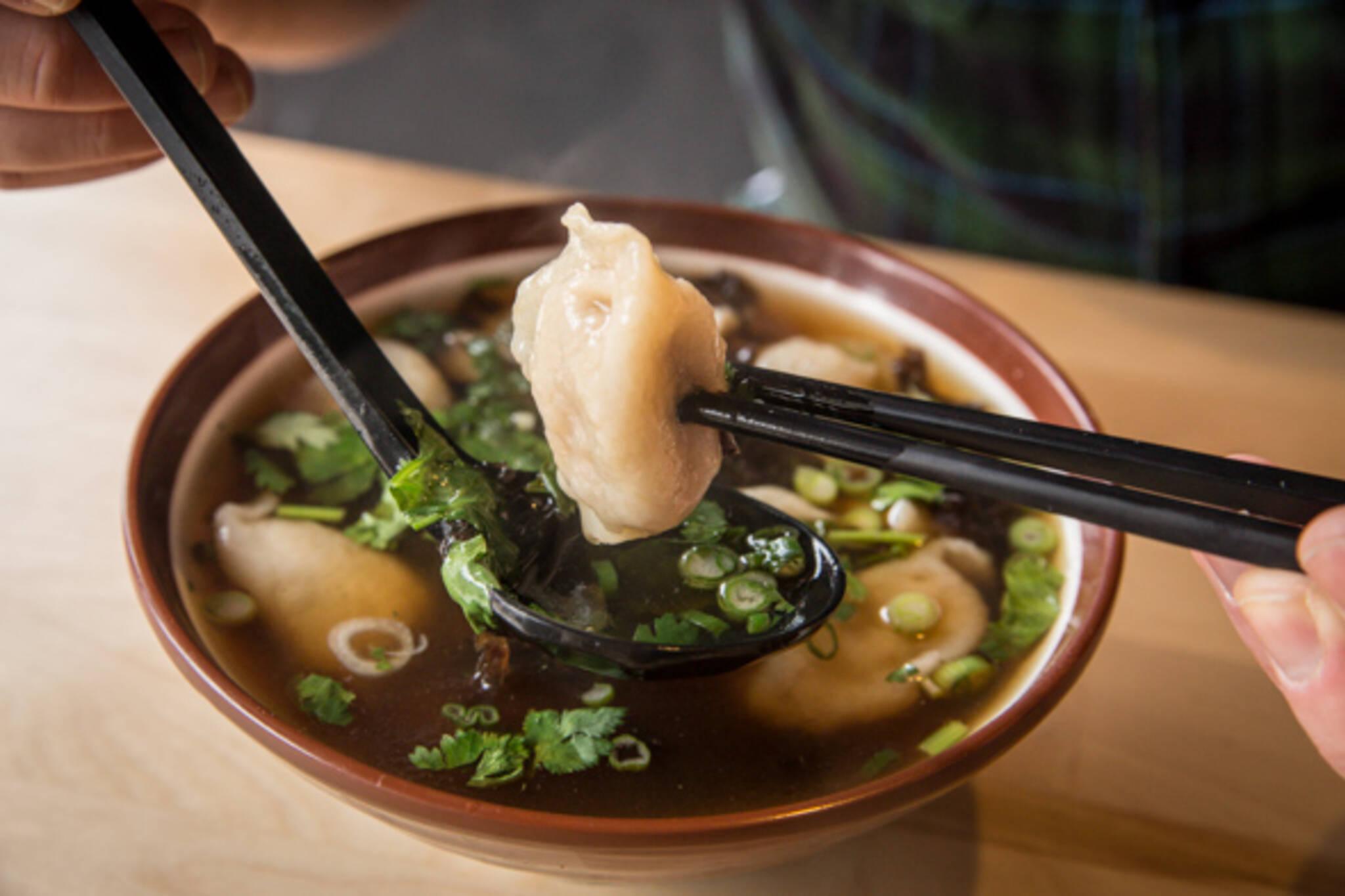 Chinese noodle bar toronto
